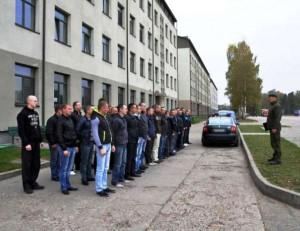 Rezervo kariaiai | kam.lt, R. Švedo nuotr.