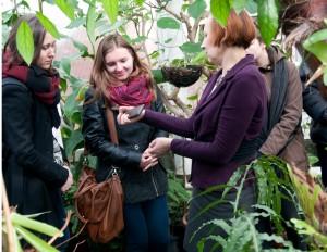 Žaliosios mokymosi erdvės | LEU nuotr.
