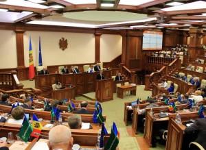 Moldovos vyriausybės nuotr.