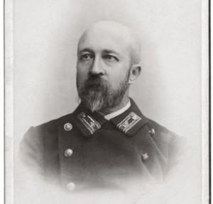 Jonas Jablonskis – berniuku gimnazijos lotynu kalbos mokytojas Gardine. 1912–1914 m.Jablonskiu seimos nuosavybe_lnm.lt