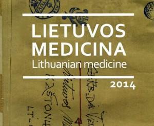 Lietuvos medicina. 2014_Cover-K100