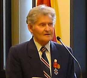 Liudvikas Simutis    R.Kaminsko nuotr.