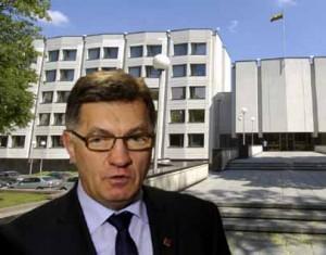 Lietuvos vyriausybės vadovas Algirdas Butkevičius | Alkas.lt nuotr.