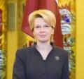 Latvijos Saeimos Pirmininkė Inara Murniece | lrs.lt, O. Posaškovos nuotr.