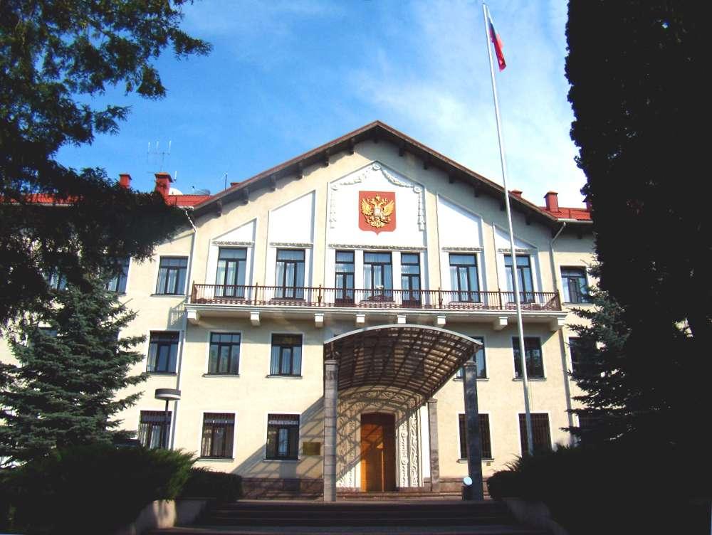 Rusijos ambasada Lietuvoje   lithuania.mid.ru nuotr.