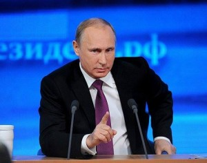 Vladimiras Putinas | Rusijos URM nuotr.