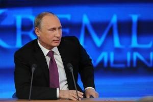 V.Putinas. Rusijos URM nuotr.