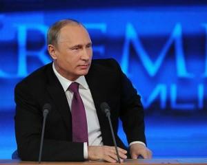 Vladimiras Putinas |Rusijos URM nuotr.