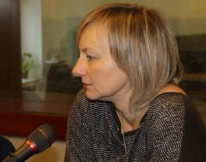 Lietuvos kulturos instituto direktore Ausrine Zilinskiene