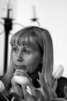 Žemaitukų žirgų veislės tyrėja dr. Valė Macijauskienė | mokslolietuva.lt nuotr.