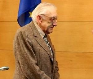 Alfredas Erichas Senas | URM nuotr.
