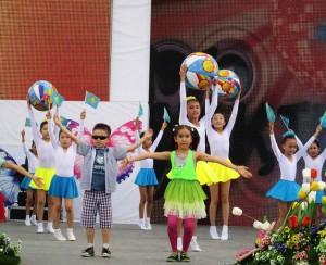 Astana – Kazachstano sostinė | S. Paukščio nuotr.