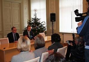 Nacionalinių 2014-ųjų metų premijų įteikimas Kultūros ministerijoje | lrkm.lt nuotr.