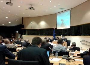 "Konferencija""Ukraina kaip ES solidarumo testas?"" | Ukraine EU Office nuotr."