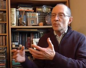 Prof. Algirdas Degutis | stop kadras