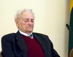 Akademikas Zigmas Zinkevičius | Alkas.lt , J. Vaiškūno nuotr.