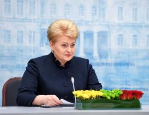 Dalia Grybauskaitė | lrp.lt, R.Dačkaus nuotr.