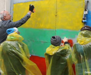 ukrainos vaikai_rengeju nuotr