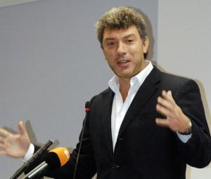 Borisas Nemcovas | wikipedia.org nuotr.