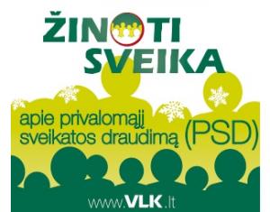 Privalomas sveikatos draudimas | VLK nuotr.