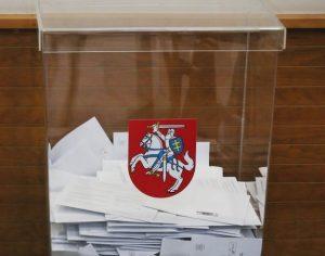 Rinkimai | Alkas.lt, A.Sartanavičiaus nuotr.
