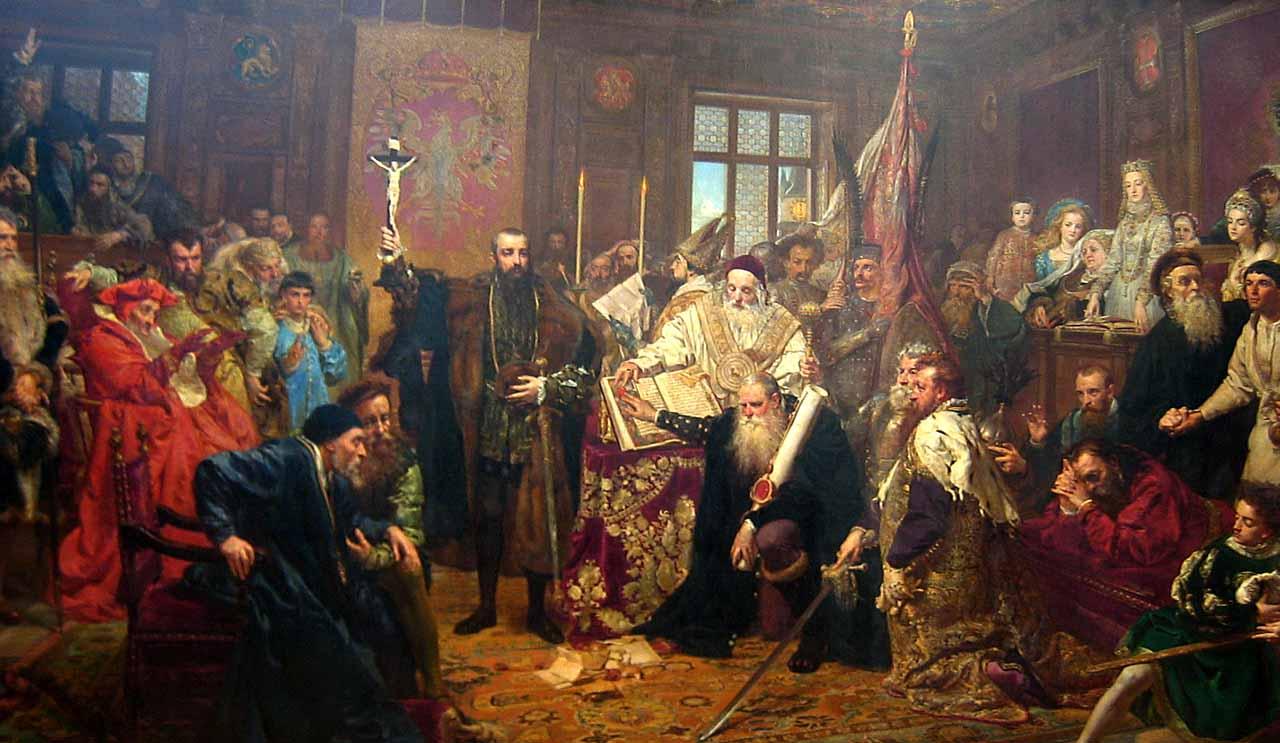 Jan-Matejko-Liublino-unija-wikipedia.org-nuotr