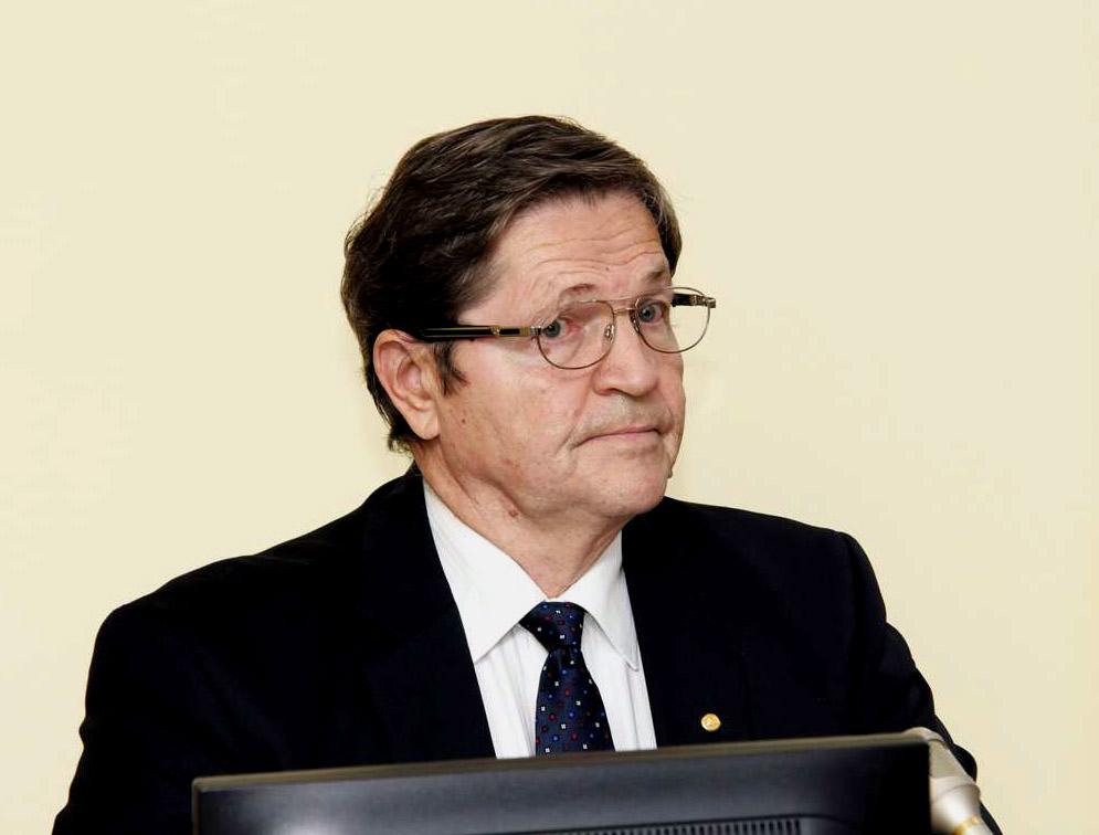 LMA tikrasis narys, archeologas, LEU Istorijos fakulteto dekanas prof. dr. Eugenijus Jovaisa-K100