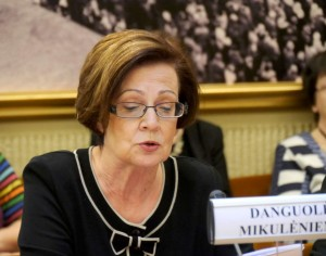 dr. Danguolė Mikulėnienė | Alkas.lt, J. Vaiškūno nuotr.