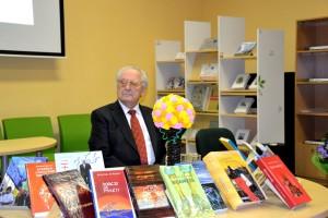 Rašytojas Donatas Čepukas | organizatorių nuotr.