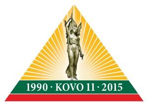 Sajudzio zenklas 1990-KOVO-11-2015