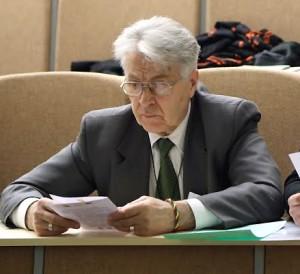 prof. Petras Bielskis | EKGT nuotr