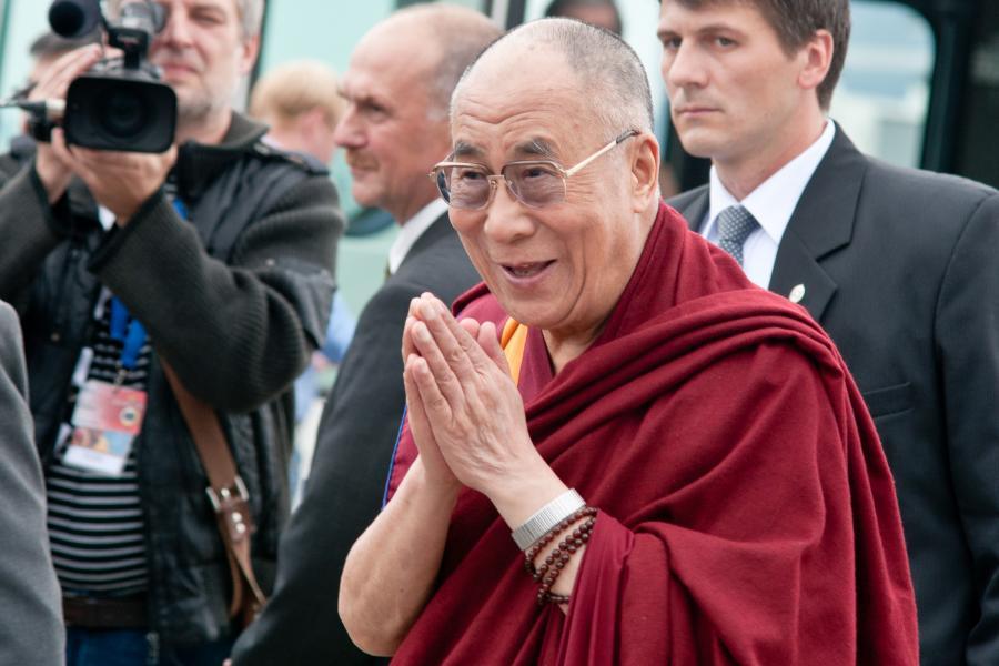 Dalai Lama | E.Levin nuotr.
