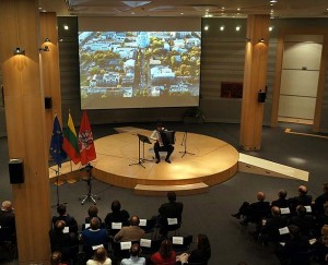Groja M.Levickis | Lietuvos nuolatines atstovybes ES nuotr.