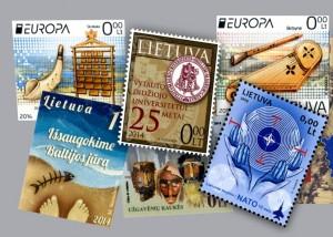 Lietuvos pašto nuotr.