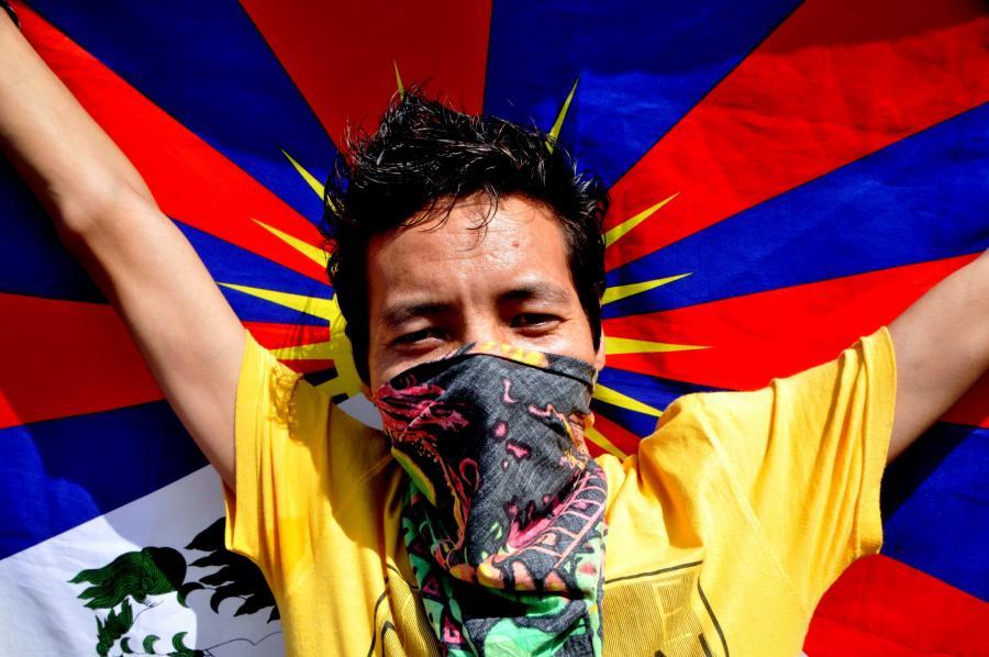 Tibeto sukilimas | EPA nuotr.
