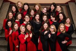 """Vilniaus miesto moterų choras """"Viva"""""""