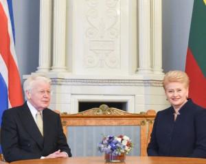 islandijos-prezidento-vizitas_ Olafuras Ragnaras Grimssonas_lrp.lt