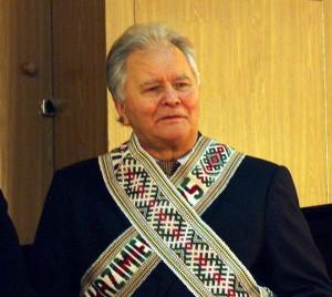Kazimieras Kalibatas (1938–2015)   Alkas.lt, J. Vaiškūno nuotr.