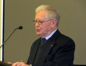 Prof. Romualdas Grigas | Z. Tamakausko nuotr.