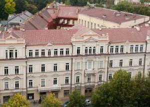 Vilniaus mokytojų namai | kultura.lt nuotr.
