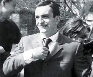 Algirdas Patackas 1964 | Asmeninė nuotr.