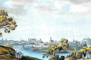 Sereikiškės, Botanikos sodas. 1808 m. | J. Peszkos nuotr.