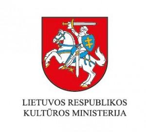 Lietuvos kulturos ministerija_logo