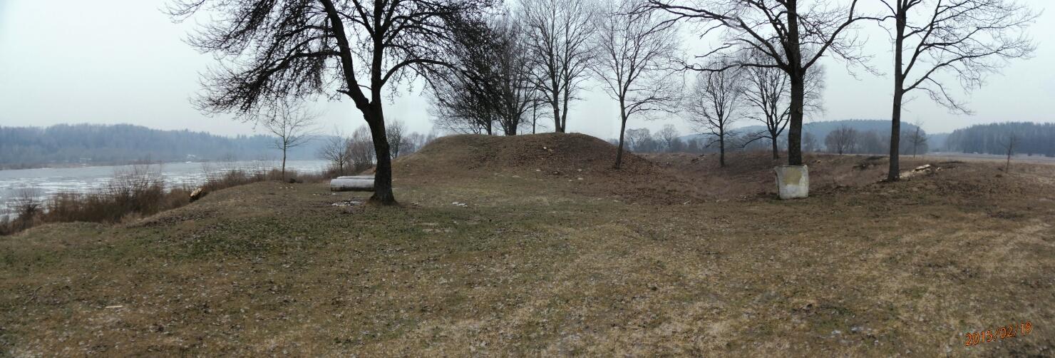 Veliuonos piliakalnis Jubarko raj savivaldybes