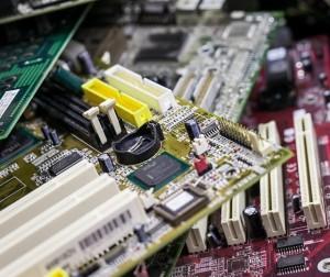 Elektronikos plokštės | organizatorių nuotr.