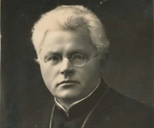Juozas Tumas-Vaižgantas, 1923 m. | maironiomuziejus.lt nuotr.