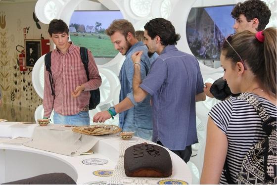 EXPO2015 kulinarinis paveldas