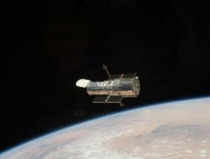 Hubble kosminis teleskopas.NASA nuotr