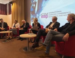 ICEM 2015 Kaunas konferencija