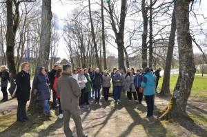 Mokytojams buvo pristatytos edukacijų saugomose teritorijose galimybės | R. Babiedaitės nuotr.